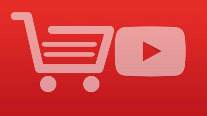 YouTube launches live stream shopping trial