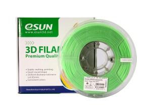 Filaments 3D PLA+ de qualité et résistant vert clair