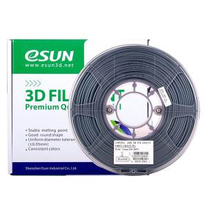 Filaments 3D ABS ESUN gris