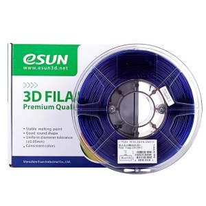 Filaments 3D ABS ESUN bleu