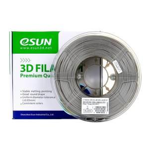 Filaments 3D PETG SOLID ESUN gris