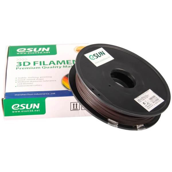 Filament Esun PLA imprimante 3D bobine gris