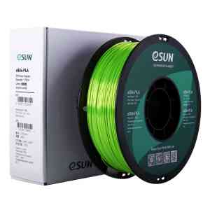 Filaments esun eSilk-PLA Lime 4