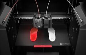 Cette Imprimante 3D a un système d'extrusion IDEX