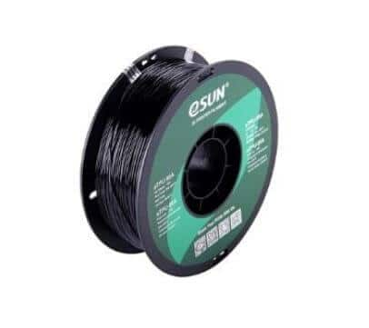 eSUN eTPU-95A Filament noir– 1,75 mm – 1 kg