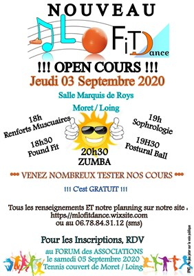 Open cours