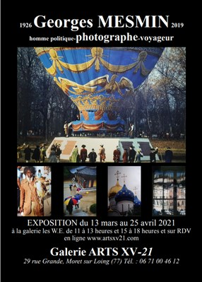 Exposition Georges Mesmin