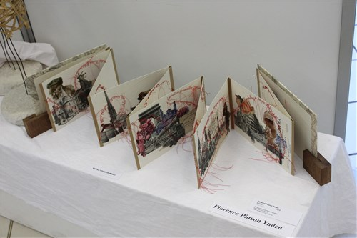 Florence Pinson-Ynden, Cartes postales anciennes