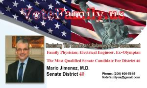 BUSSINES CARD ENGLISH-District 40-Physician Qualified