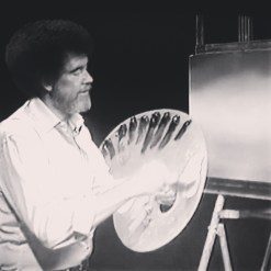 Bob Ross on twitch!!! Yaaaassss #art #arts #bobross #painting Twitch.tv/bobross