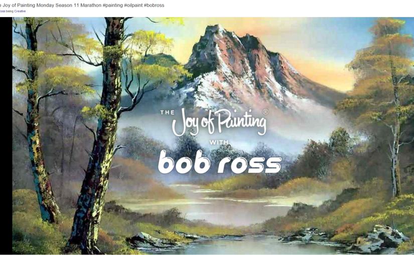 Bob Ross Quote