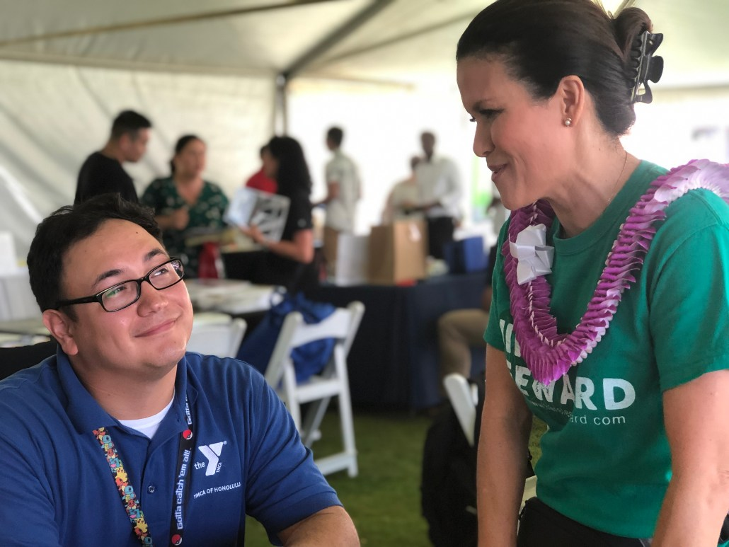 Hire Leeward Job Fair