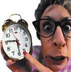 Clock's Ticking