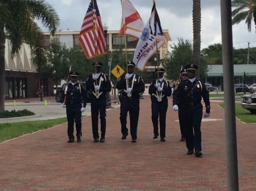 NMPD Honor Guard