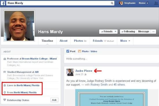 Hans Mardy FB Screet Shot 06-27-14