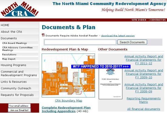 NMCRA Website