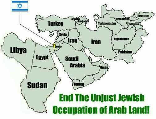 end unjust jewish occupation