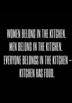 women belong