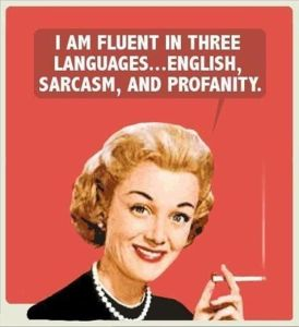 I'm fluent