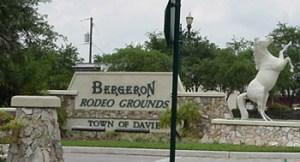 Bergeron Rodeo Grounds