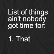 List of things