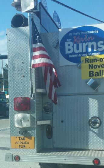 No Tag Burns
