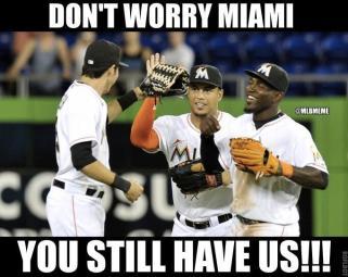 Don't worry Miami