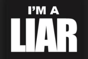 I'm a liar