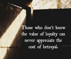 value of loyalty