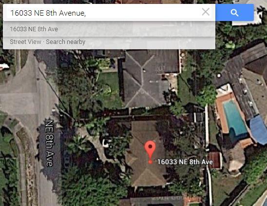 16033 NE 8 Avenue