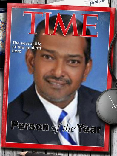 Time Magazine's Person of the Year!