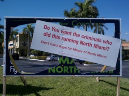 Carol Keys Sign