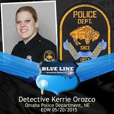 Detective Kellie Orozco