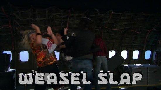 Weasel Slap