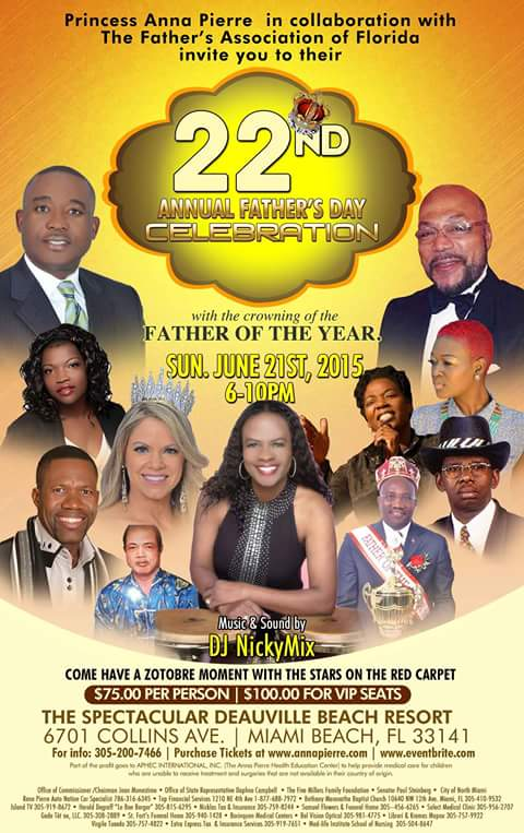 2015 Father's Day Gala