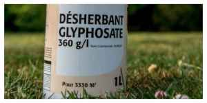 Glyphosate : l'Assemblée refuse à nouveau de l'inscrire dans la loi
