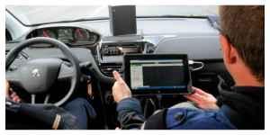 Les radars embarqués dans des voitures avec chauffeurs privés s'avèrent inefficaces