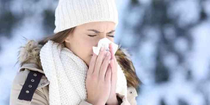 Les virus de l'hiver font leur grand retour avec une baisse de l'immunité collective