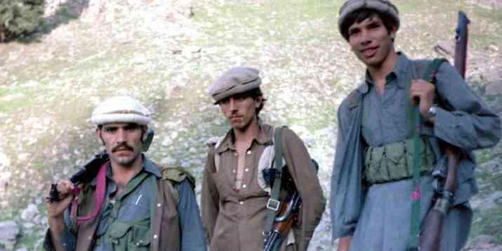 L'armée nationale de libération Algérienne (Moudjahidine) exhorte la France à