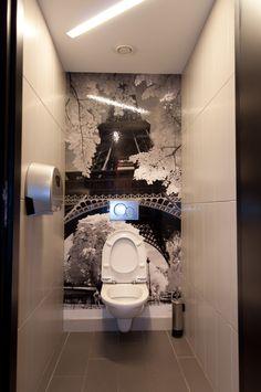 Dco Sympa Dans Les Toilettes Exemples Damnagements