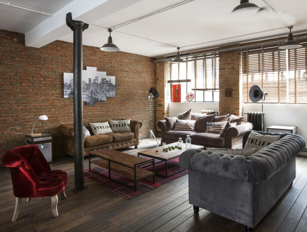 Dcoration Appartement Style Loft