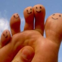 """C'est """"bienfait"""" pour vos pieds !"""