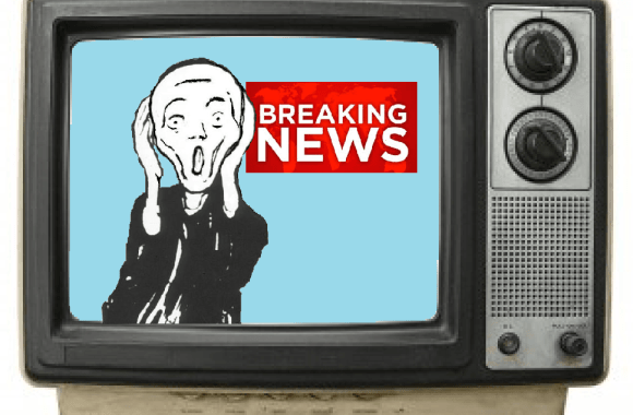 Television Breaking News