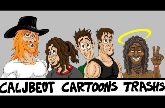 Caljbeut Cartoons Trashs