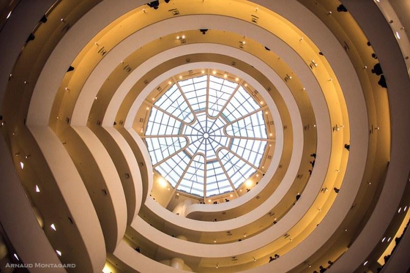 Guggenheim musée