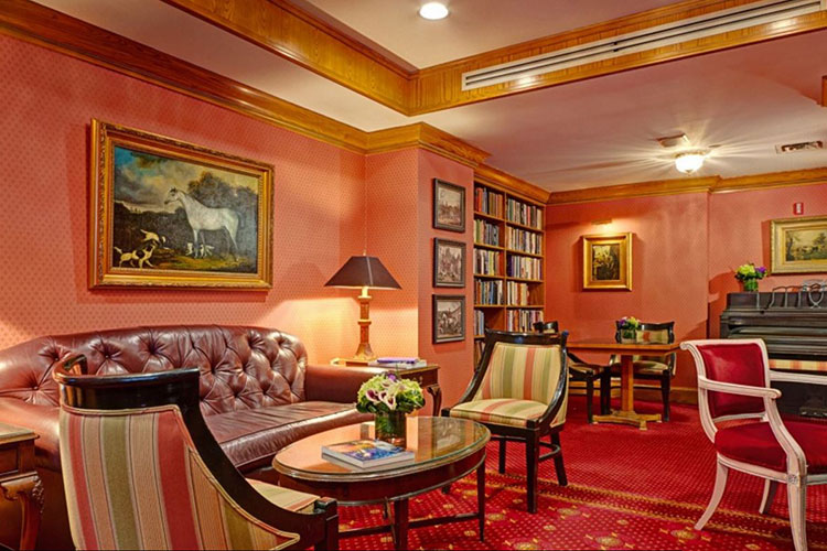 Hotel Elysée dormir à New York