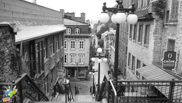 Quartier du  Petit-Champlain