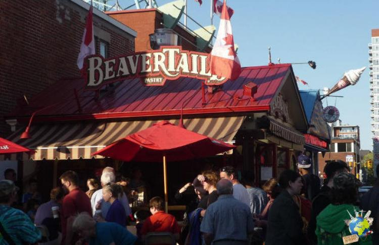 beavertail !