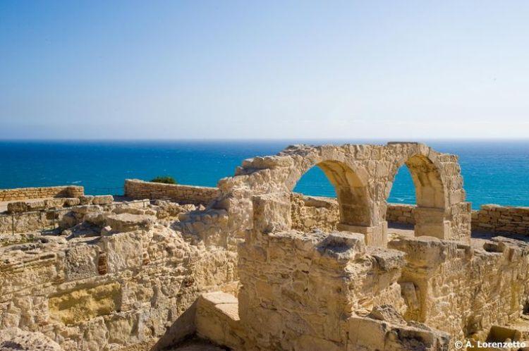 6. Chypre - Christian Basilica Kourion
