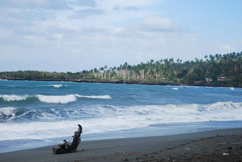 Dans les environs de Baracoa